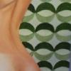 Woman as Wallpaper (Green)