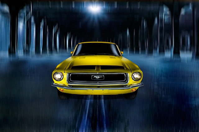 68' Mustang