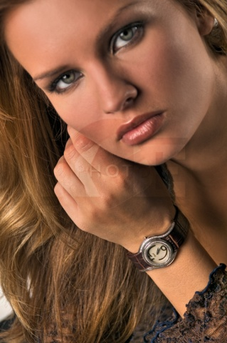 Crystal Hayes for Deachi Watches