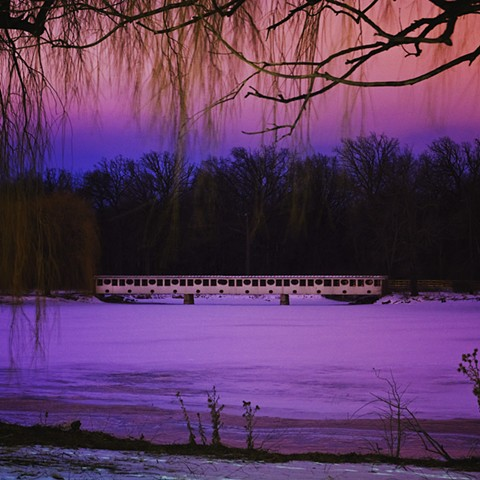 Belle Isle Covered Bridge