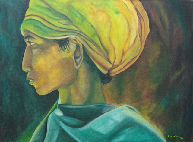 Primitive Woman  (Mujer Primitiva)