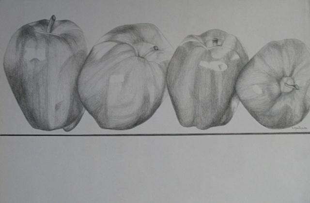 Apple Study #3