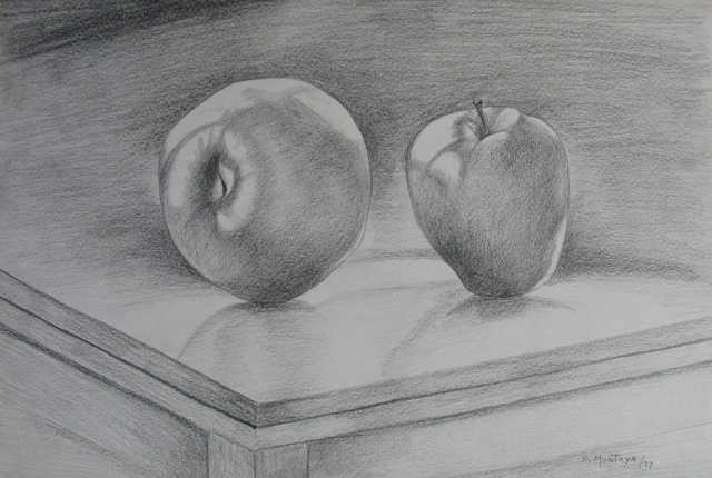 Apple Study #1