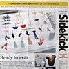 "Goldstein, Merideth, ""Ready to Wear,"" Boston Globe, Arts Section"