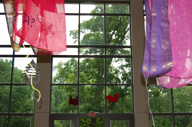 Sari Pod Installation Video (Click to see)