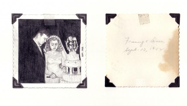 Franny & Anne Sept 13, 1952