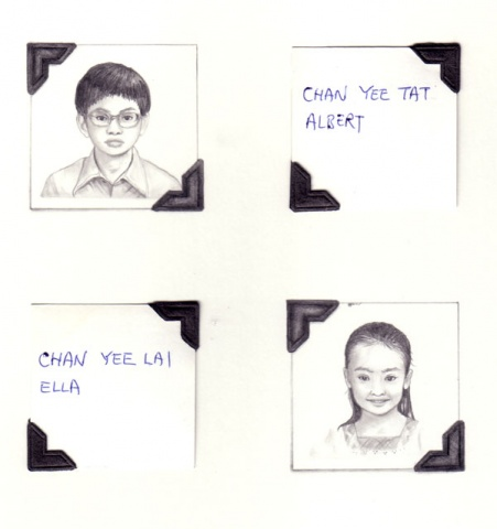 Chan Yee Tat & Chan Yee Lai/Albert & Ella