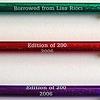 A Borrower Nor a Lender Be 2006 Edition