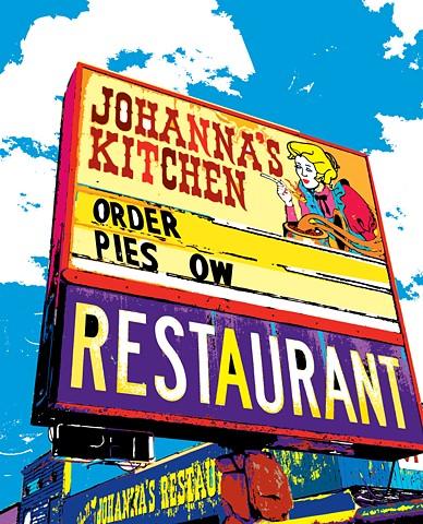 JOHANNA'S KITCHEN