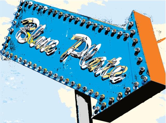 BLUE PLATE DINER, SLC