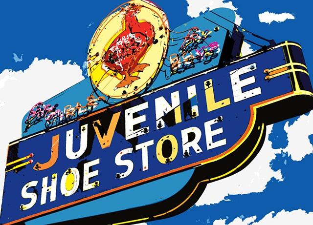 Juvenile Shoes