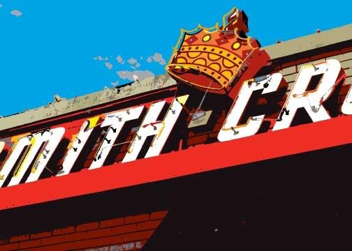 smith crown, slc
