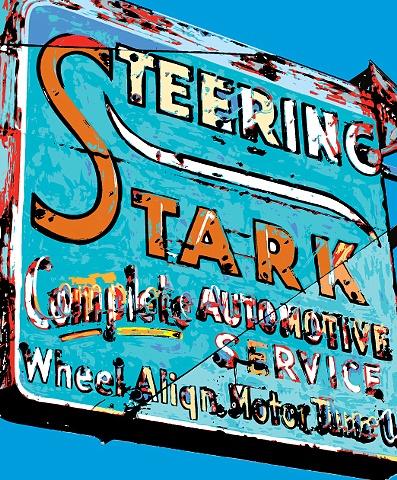 steering stark, slc