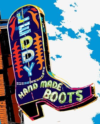 Leddys Boots