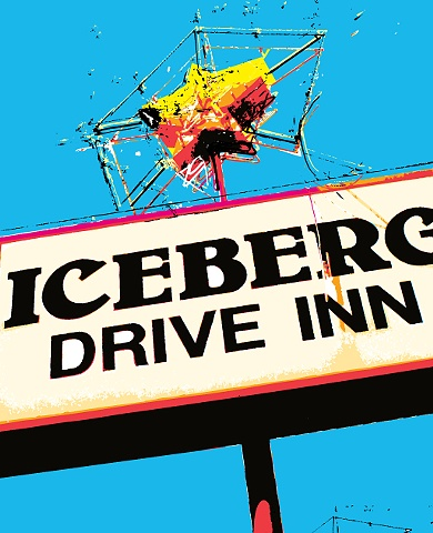 ICEBURG DRIVE IN