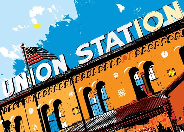 union station ogden