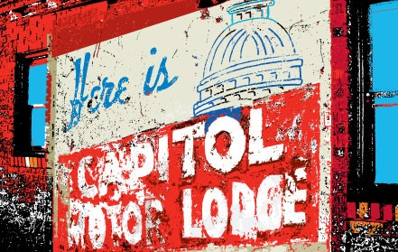 CAPITAL MOTEL SIDE