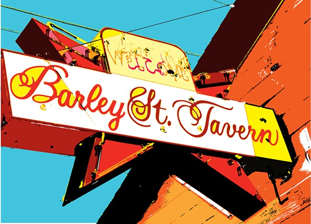 BARLEY ST