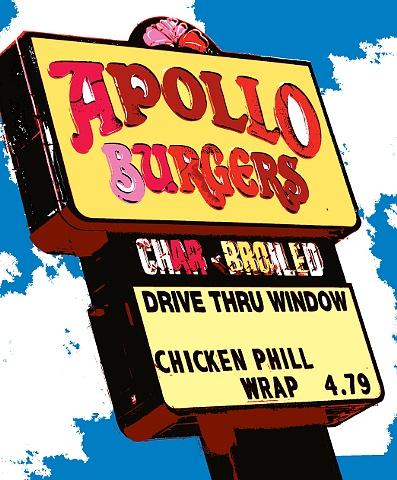 apollo BURGERS