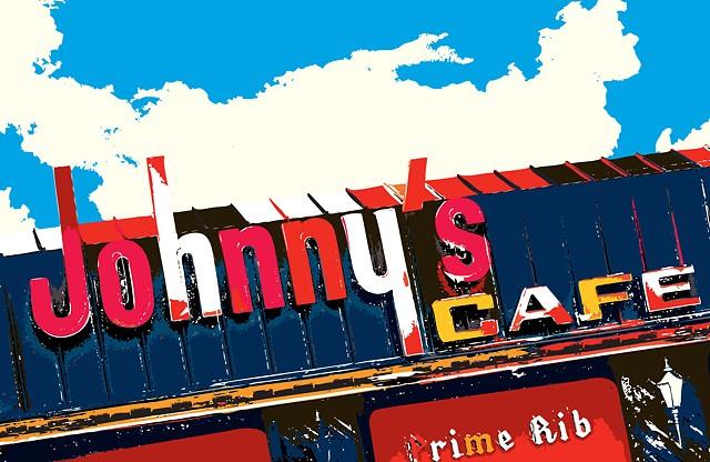 JOHNNY'S STEAKS
