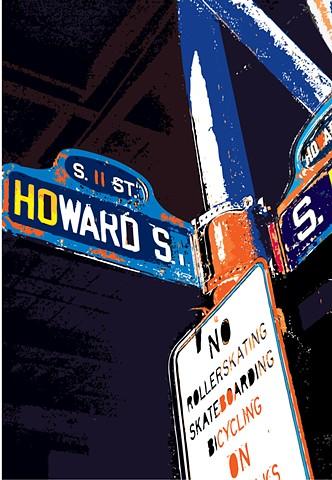 HOWARD ST
