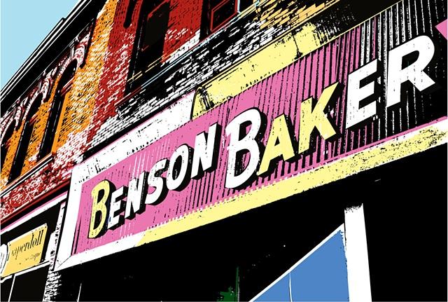 benson bakery