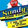 SANDY'S FINE FOOD