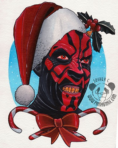 Darth Maul Christmas