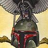 SW Series 1 - Vader bobafett
