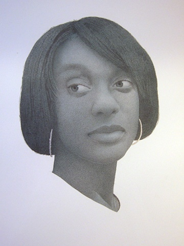Beautiful young black women