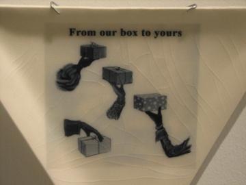 Unspoken, detail-Boxes