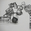 Boxes No. 1, detail