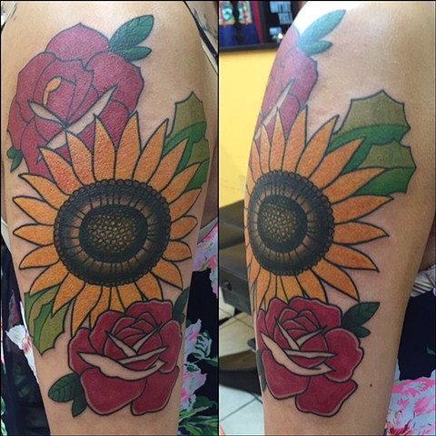 Tattoo by LO