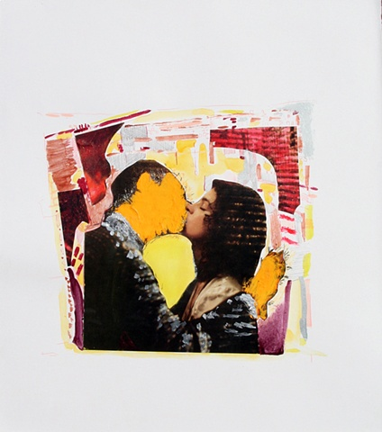 Untitled (Kissing Space)