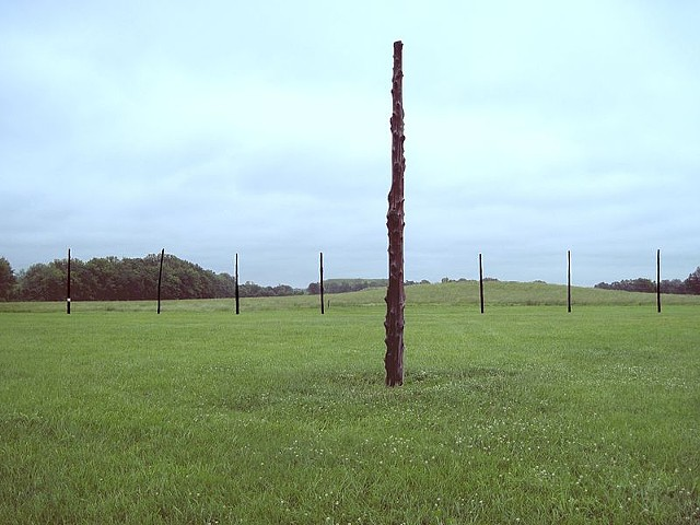 Sacred Real Estate references Woodhenge