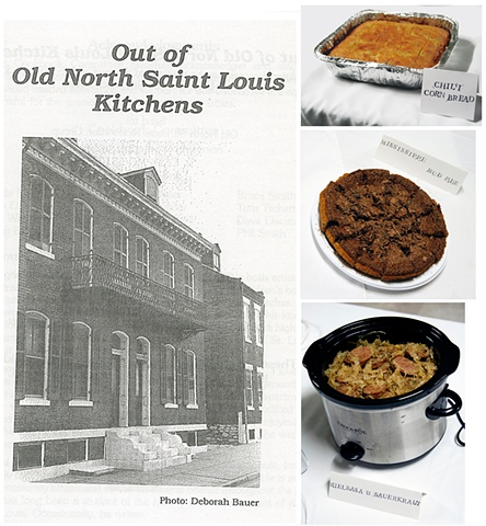 Old North Cookbook