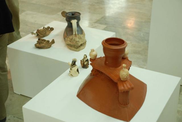 International Ceramic Symposium Exhibition