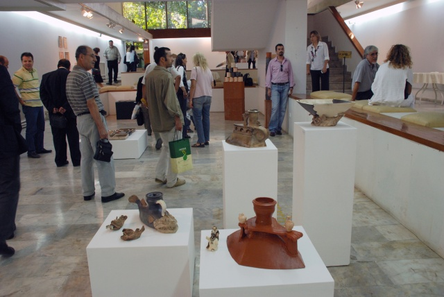 International Ceramic Symposium Exhibition I