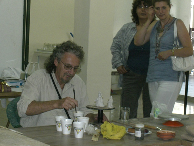 Izmir, Turkey, 2007 International Teresigillata Symposium