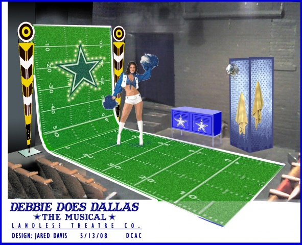 DEBBIE DOES DALLAS THE MUSICAL