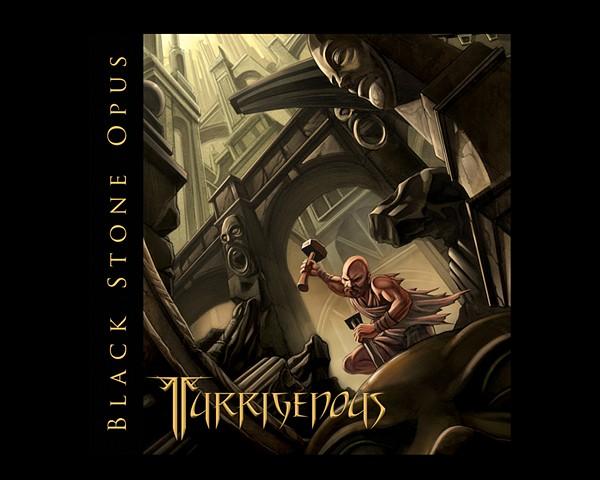 Black Stone Opus album cover