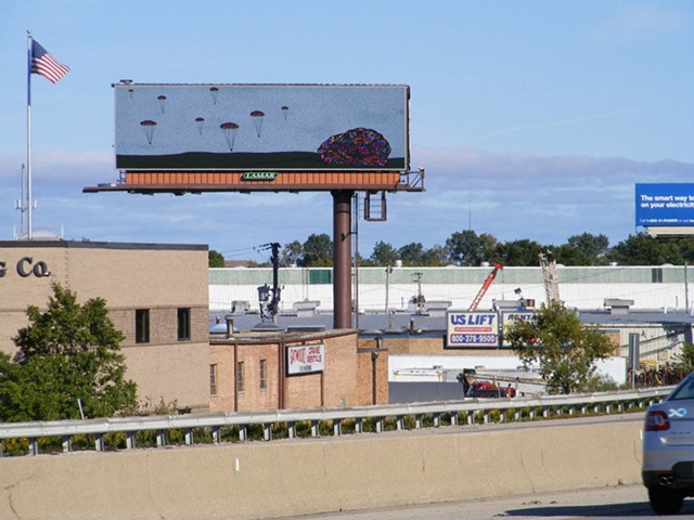 Storming of Reentry, Billboard 1