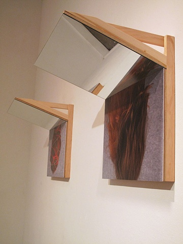 Mirrors, Installation View
