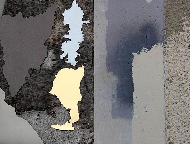 Watershed Zine Collage (Grey Grey)