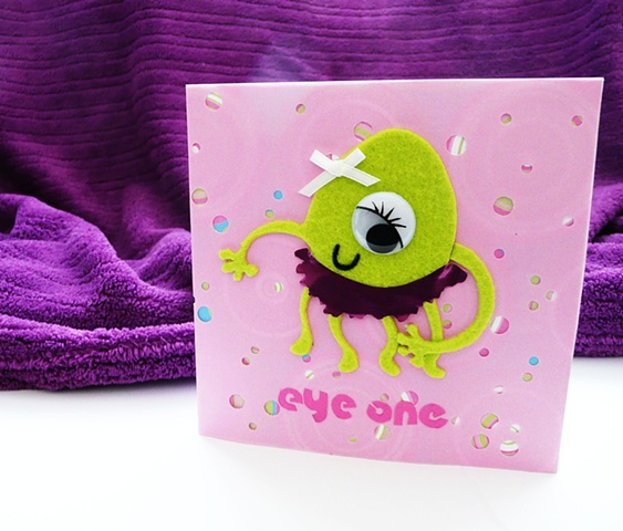 Eye One Card