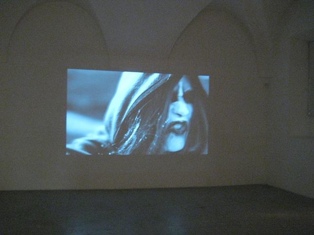 Vox Clamantis in Deserto Installation view 1/9 unosunove, Rome