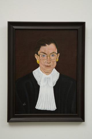 Titorelli – Court Painter (Justice Ginsburg)