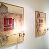 Vox Clamantis in Deserto Installation view Dortmund Bodega, Oslo