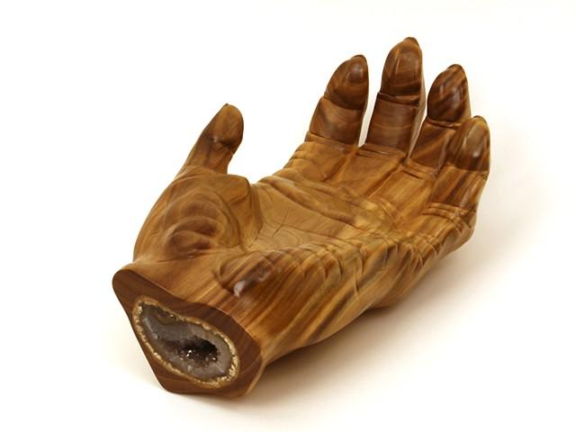 Reliquary: Gorilla Hand II