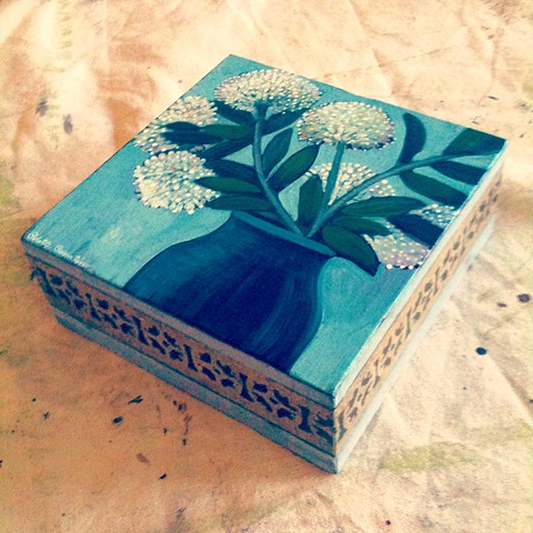 Decorative Flower Box ;)
